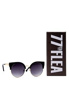 77thFLEA Pat sunglasses Black Bubbleroom.se