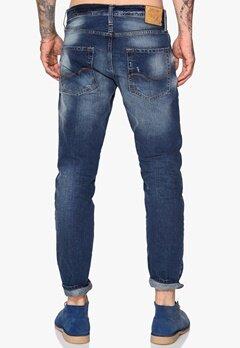 JACK&JONES Mike Jeans Medium Blue Denim Bubbleroom.se