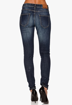 TrulyMine Jeans Mörkdenim Bubbleroom.se