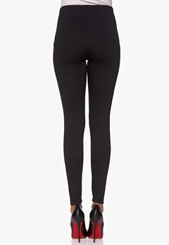 Chiara Forthi Calypso leggings Black Bubbleroom.se