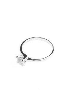 VJ by IL BB Wom R55 Ring Silver Bubbleroom.se