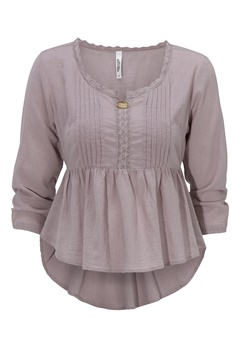 Chiara Forthi Sorrento Blouse Frosty Grape Bubbleroom.se