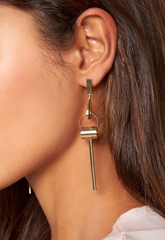 Chiara Forthi Dearmorning Earrings Gold-coloured Bubbleroom.se
