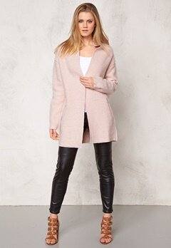 Culture Camassia Wool Jacket Spring Rose Bubbleroom.se