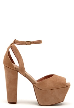 Jeffrey Campbell Perfect 2 Shoes 052 Tan Bubbleroom.se