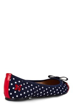 Butterfly Twists Cara Navy/Wht Polka Dot Bubbleroom.se