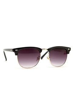 77thFLEA Mat sunglasses Black/Gold Bubbleroom.se