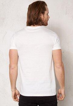 Solid Arturo T-shirt 0116 Vanilla Ice Bubbleroom.se
