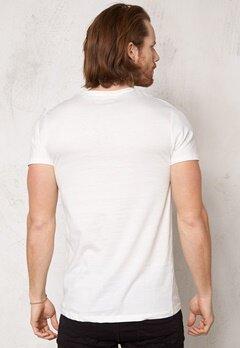 Solid Ace T-shirt 0104 Off White Bubbleroom.se