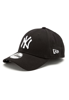 New Era 39Thirty League Basic Cap Black/White Bubbleroom.se