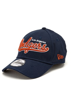 New Era 39Thirty Script Losdod NSNWHI Bubbleroom.se
