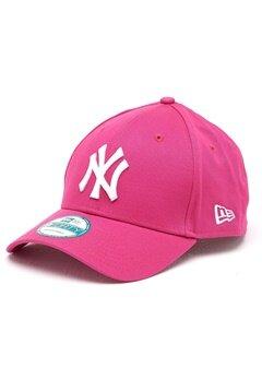 New Era 9Forty League Basic Cap BLKHPK Bubbleroom.se