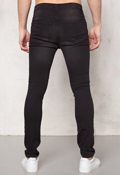 Religon Crypt Jeans Washed Black Bubbleroom.se