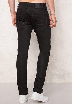 G-STAR 3301 Slim Jeans Raw Black Bubbleroom.se