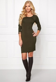 Chiara Forthi Trever Dress / Top Khaki green Bubbleroom.se