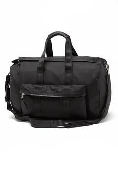 TIGER OF SWEDEN Androzio Travel Bag 050 Black Bubbleroom.se