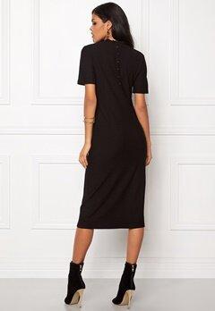 b.young Samuela Dress Black Bubbleroom.se