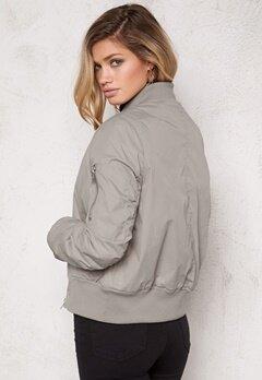 Rut & Circle New Kate Bomber Jacket Grey Bubbleroom.se