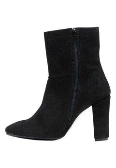 VERO MODA Siwie Leather Boot Black Bubbleroom.se