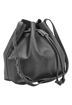 Samsøe & Samsøe Gemini Bucket Bag Black Bubbleroom.se