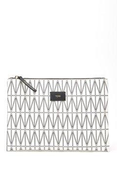 DAGMAR Wash Bag 001 White Bubbleroom.se