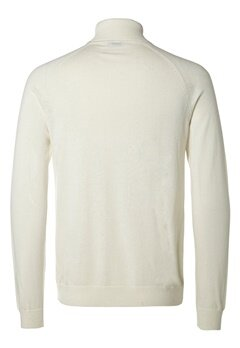 SELECTED HOMME Adam Roll Neck Marshmallow Bubbleroom.se
