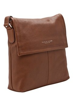 TIGER OF SWEDEN Calbella Leather Bag T82 Medium Brown Bubbleroom.se