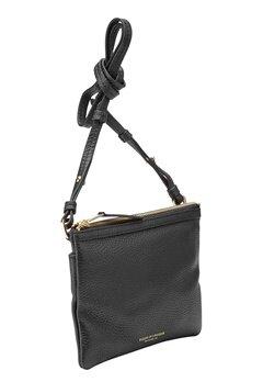 TIGER OF SWEDEN Ortisei B Leather Bag 050 Black Bubbleroom.se