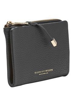 TIGER OF SWEDEN Leonara Small Leather Bag 050 Black Bubbleroom.se