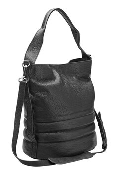 TIGER OF SWEDEN Bosslet B Leather Bag 050 Black Bubbleroom.se