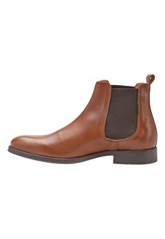 SELECTED HOMME Oliver Chelsea boot Cognac Bubbleroom.fi