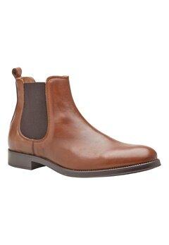 SELECTED HOMME Oliver Chelsea boot Cognac Bubbleroom.se