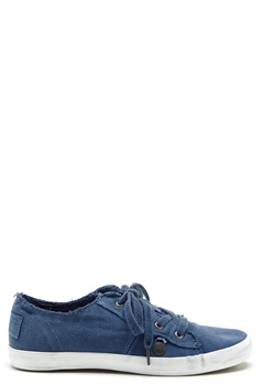 Odd Molly Down to earth sneakers Denim blue Bubbleroom.se