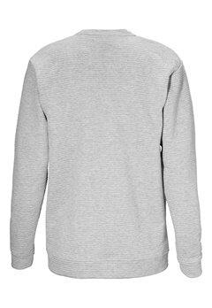 ONLY & SONS Baltimore zip cardigan Medium grey melange Bubbleroom.se