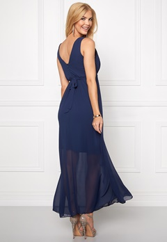 Mixed from Italy Rinacimento Dress Blue Navy Bubbleroom.se