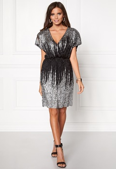 VILA Pai Dress Black Bubbleroom.fi