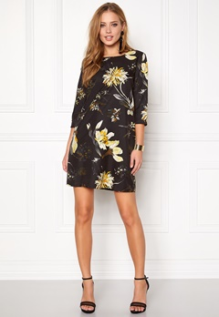 VERO MODA Fallon Short Zip Dress Black Bubbleroom.se
