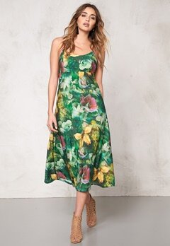 77thFLEA Americana dress Flower print Bubbleroom.se
