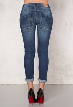 77thFLEA Deanne girlfriend jeans Medium blue Bubbleroom.se