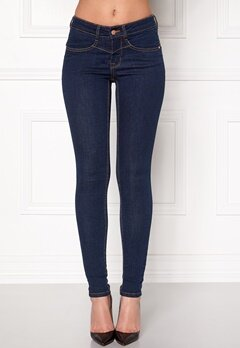 77thFLEA Miranda Push-up jeans Blue Rinse Bubbleroom.se