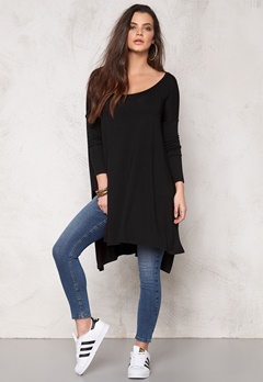 77thFLEA Wellington tunic Black Bubbleroom.se