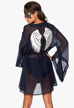 Chiara Forthi Angel Cover-Up Midnight blue/Offwh Bubbleroom.se
