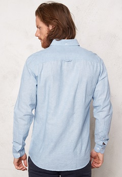 Tailored & Original Roade Shirt 1025 Sky Blue Bubbleroom.se