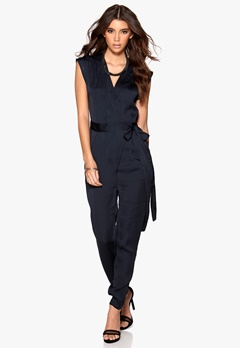 Make Way Elle Jumpsuit Dark blue Bubbleroom.se