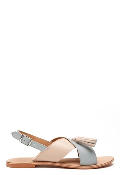 VERO MODA Catja leather sandal Rose Dust Bubbleroom.se