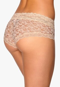 YHUSH Lola Lace Hipster Cream Bubbleroom.se