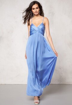 Make Way Aimee Dress Light blue Bubbleroom.se