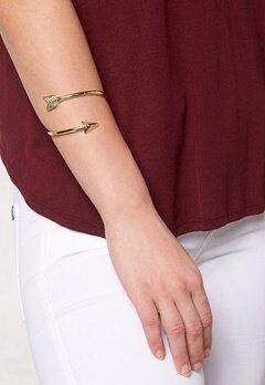 Make Way Alina Bracelet Gold Bubbleroom.se