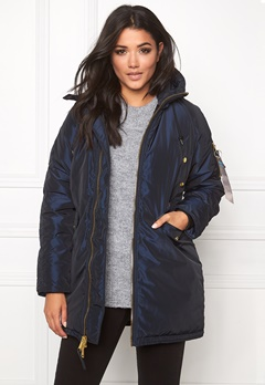 Alpha Industries Exparka Jacket Rep. Blue Bubbleroom.se