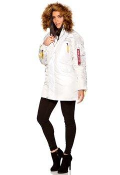 Alpha Industries PPS N3B Jacket White 09 Bubbleroom.se